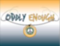 Oddly Enough logo