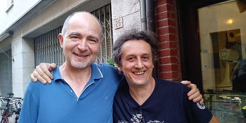 Luca Bernar e Francesco Mazzeo .jpg