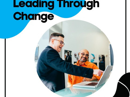How to Lead Change when Change is Hard
