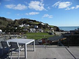Holiday Rental Looe Cornwall Sea view