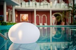 Flatball-LED Lampe Smart & Green bei VAN VUGHT Interiors in Berlin & Glienicke
