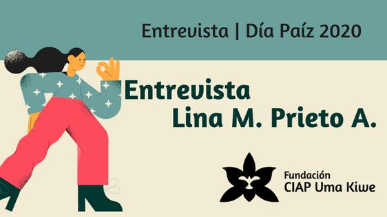 El arte como vehículo emancipatorio   Lina Prieto   Día Paíz 2020