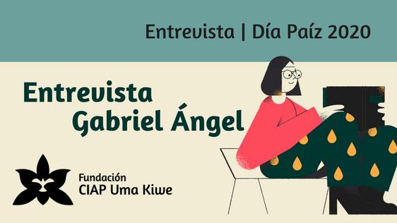 El arte como vehículo emancipatorio   Gabriel Ángel   Día Paíz 2020