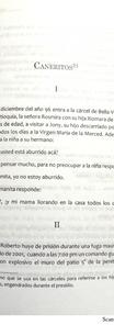Caneritos, página 1.