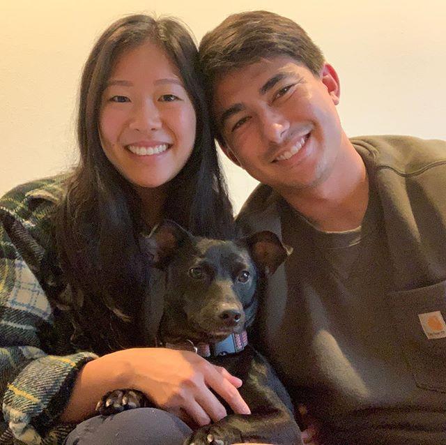 Tobi Macaroni aka Iggy has been Adopted!