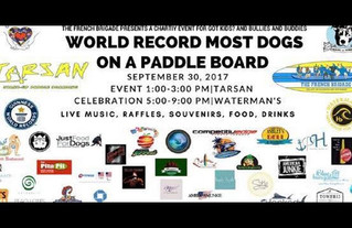 Setting A World Record!