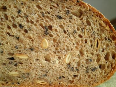 Эксперты Роскачества исследовали цельнозерновой хлеб.