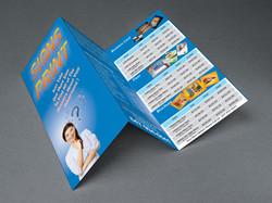 Tri Fold Brochure MockUp-1