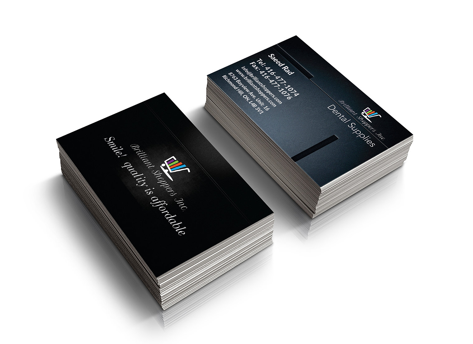 Fast Shipping Business Cards | Arts - Arts