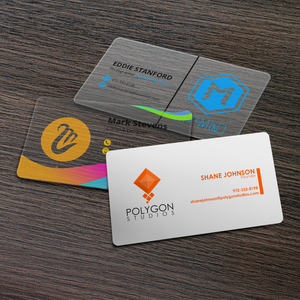 How should you prepare your file for Plastic Card job?