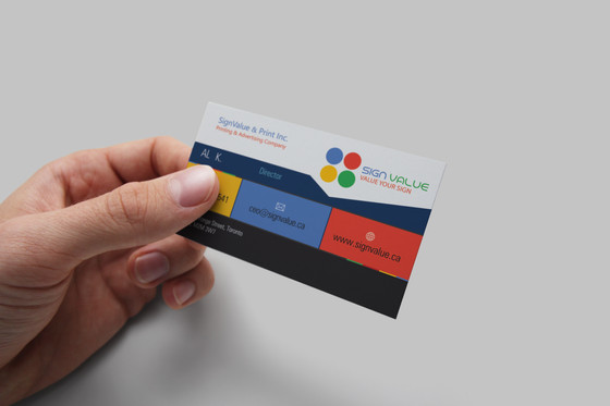 Some Tips for Designing Your Business Cards