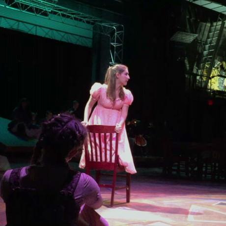 Amy Weintraub's musical theatre reel
