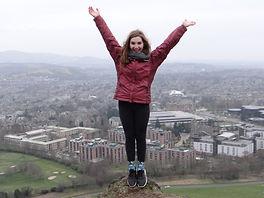 Amy Weintraub Edinburgh