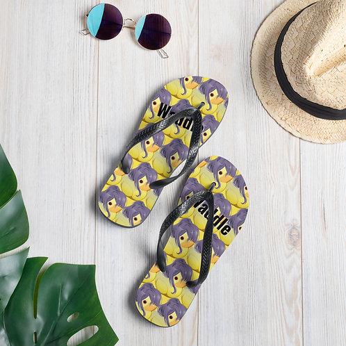 Waddle Flipper Flops