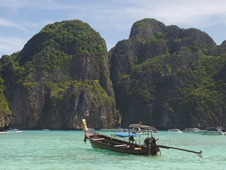 En búsqueda de playas y diversión en Phuket, Tailandia
