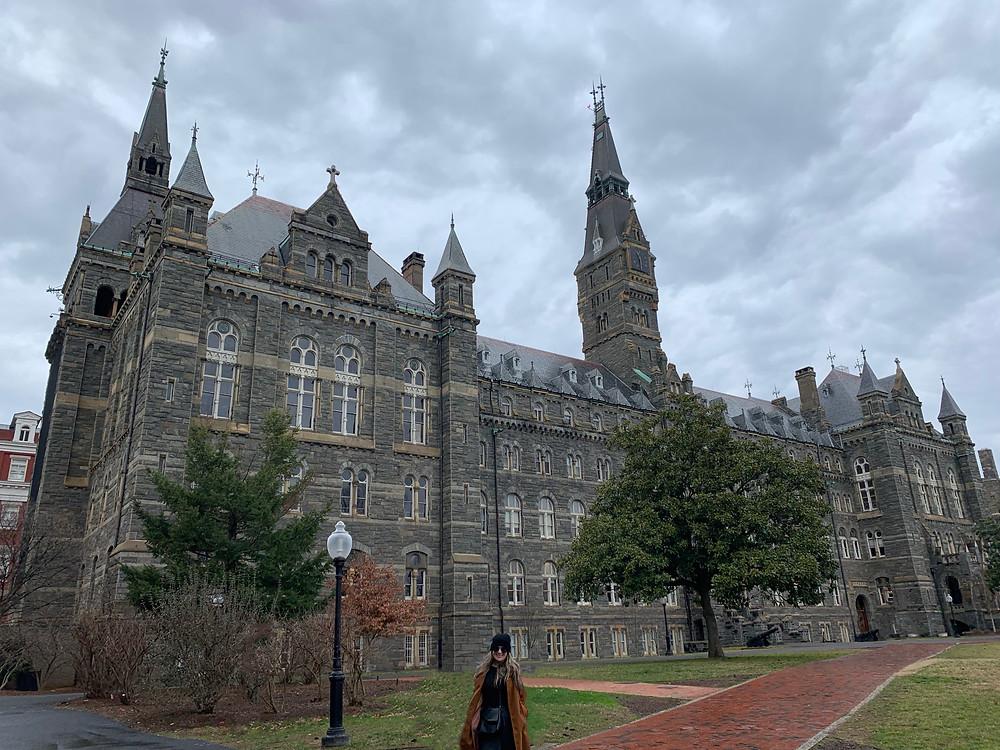 Georgetown University en Washington, D.C.