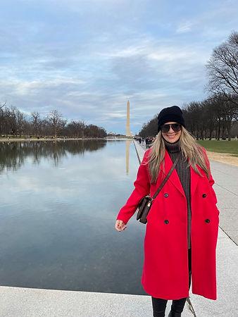 Lana del blog de viajes, Lana's Pocket