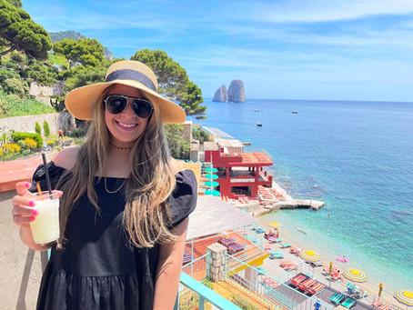Conoce a la isla Capri en menos de 24 horas