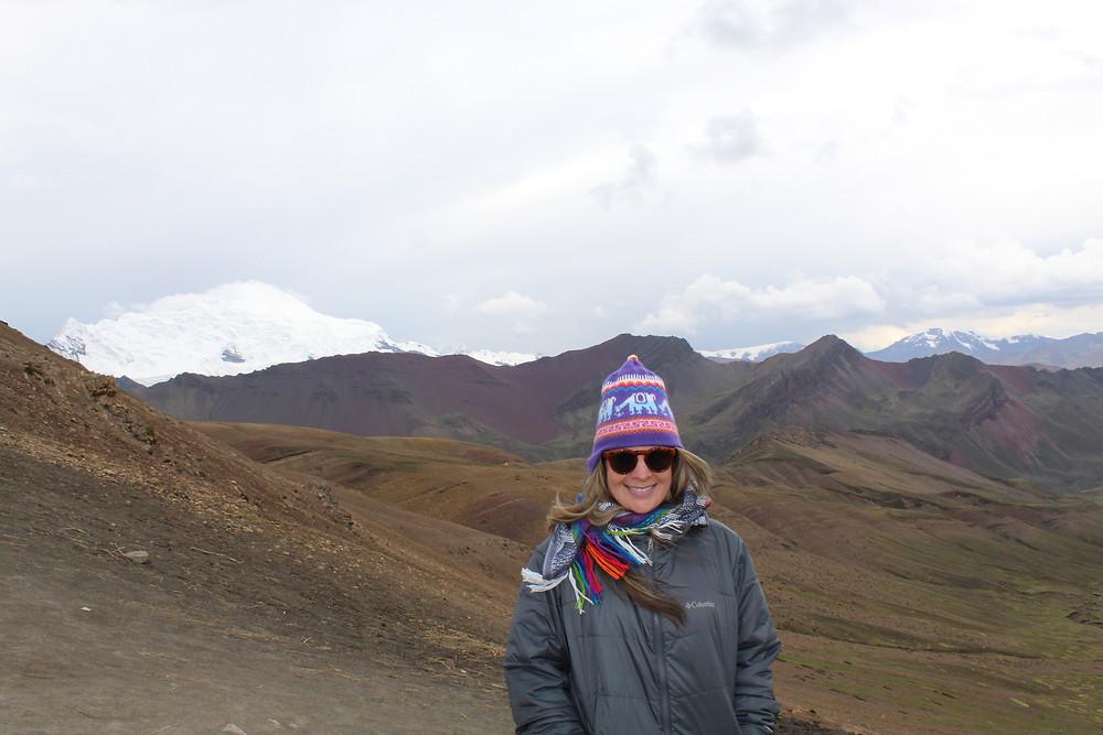Visita a las Montañas de Siete Colores en Cusco, Perú.