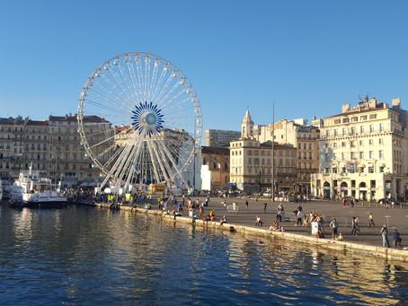 Marsella, su mar azul e islas rocosas te robarán el aliento