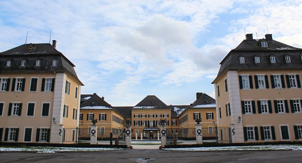 Schloss Johannisberg en Alemania.