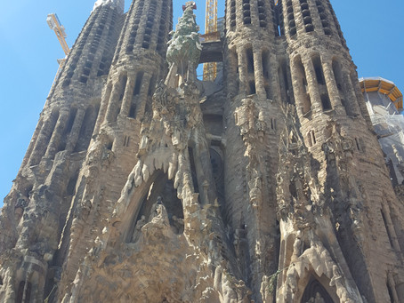 6 datos curiosos de la Basílica Sagrada Familia en Barcelona
