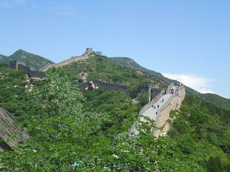 La Gran Muralla China y sus encantos