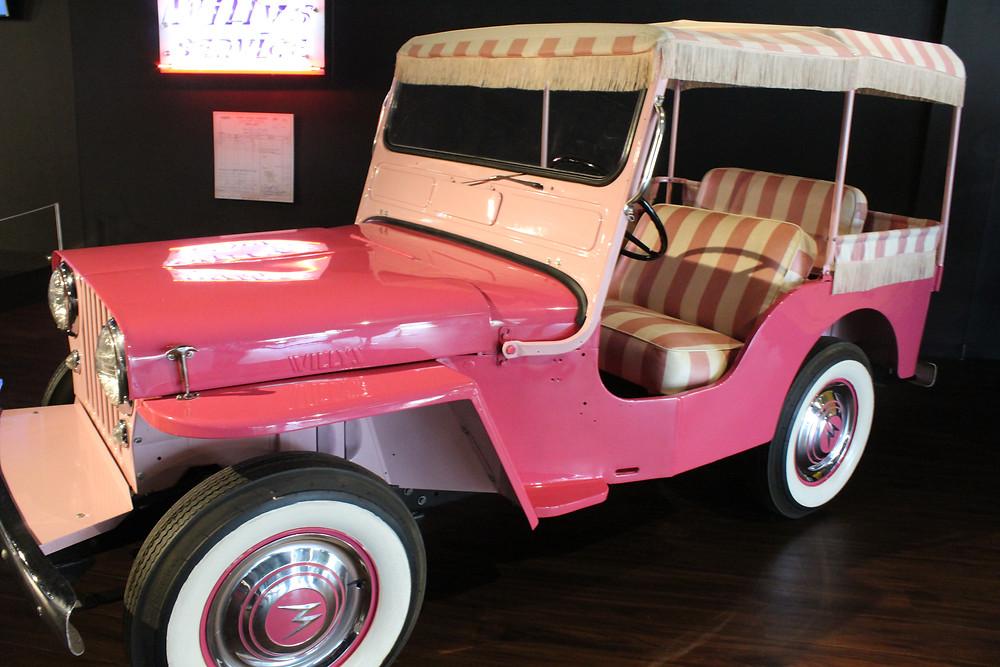 Complejo Graceland en Memphis, Tennessee.