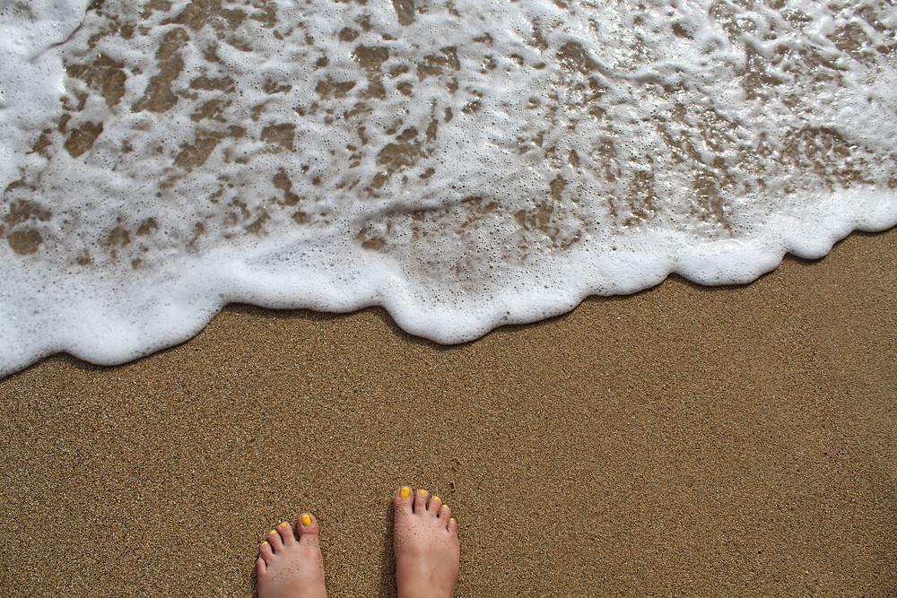 Arenosas playas de Puerto Rico.