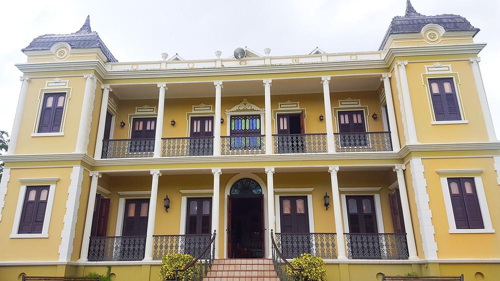 Mansión Labadie en Moca, Puerto Rico.