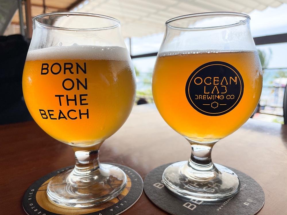 Cervecería OceanLab en Carolina, Puerto Rico.