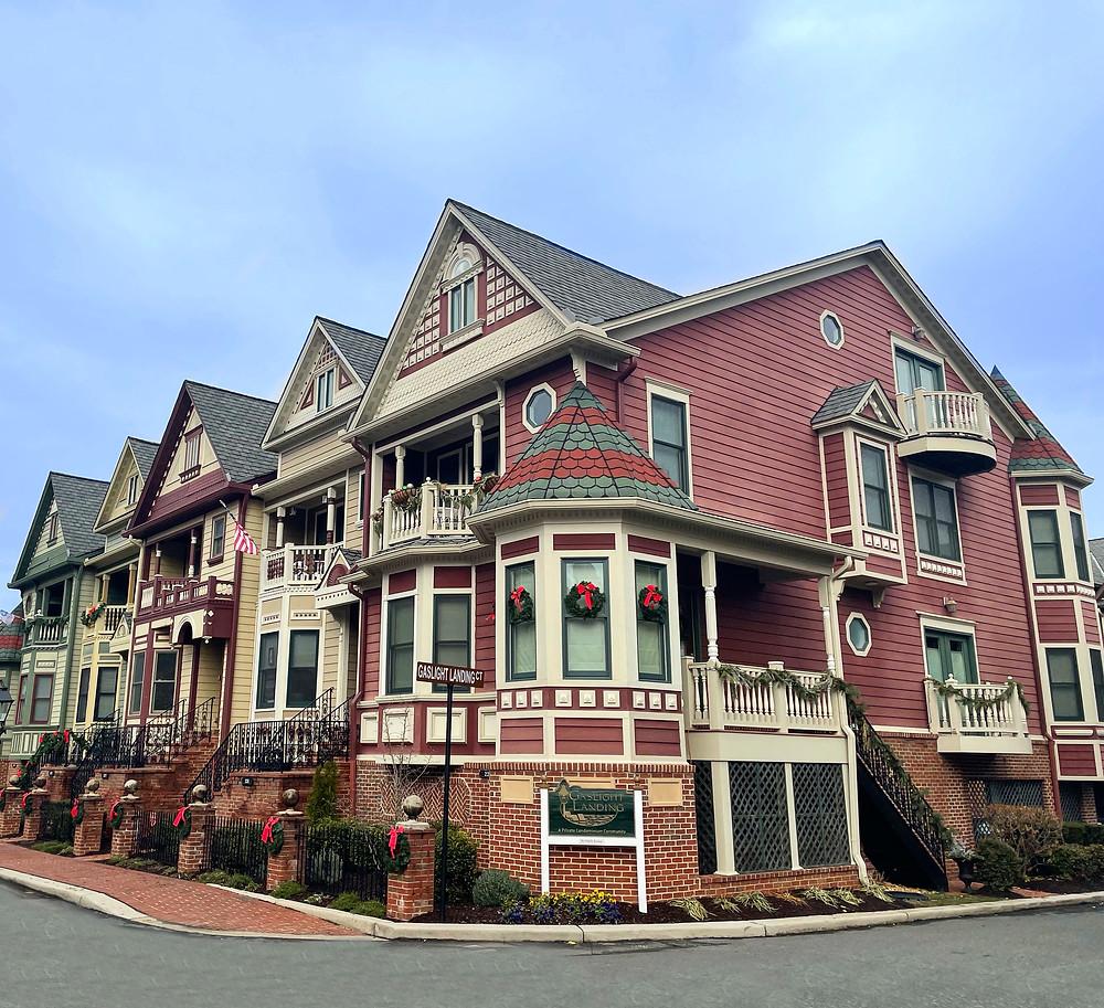 Conoce al  Distrito Histórico de Occoquan en Virginia.