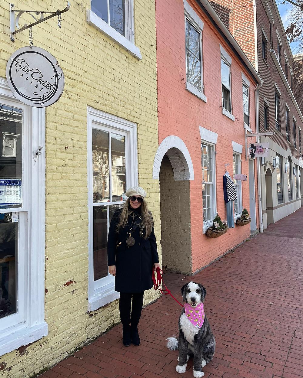 Explorando Fredericksburg en Virginia