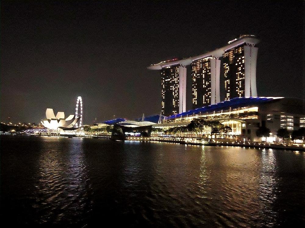 Actividades para hacer en Singapur en menos de 24 horas.