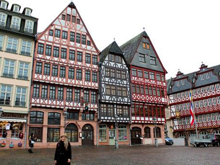 Conoce a la capital de Alemania, Frankfurt, en dos días