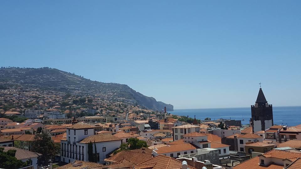 Dos días en el paraíso escondido de Madeira en Portugal.