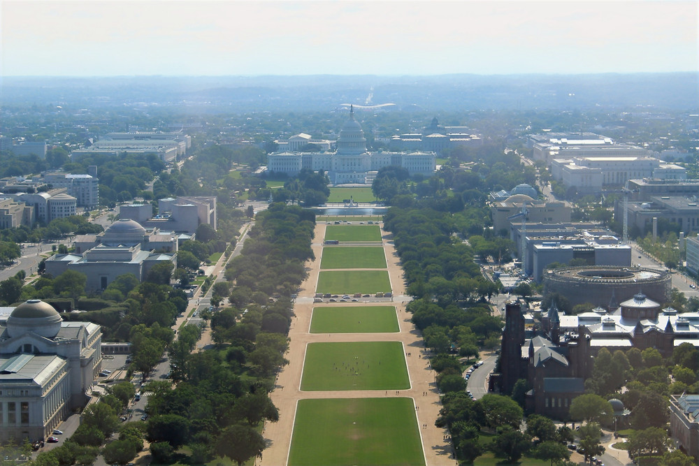 El Capitolio de los Estados Unidos en Washington, D.C.