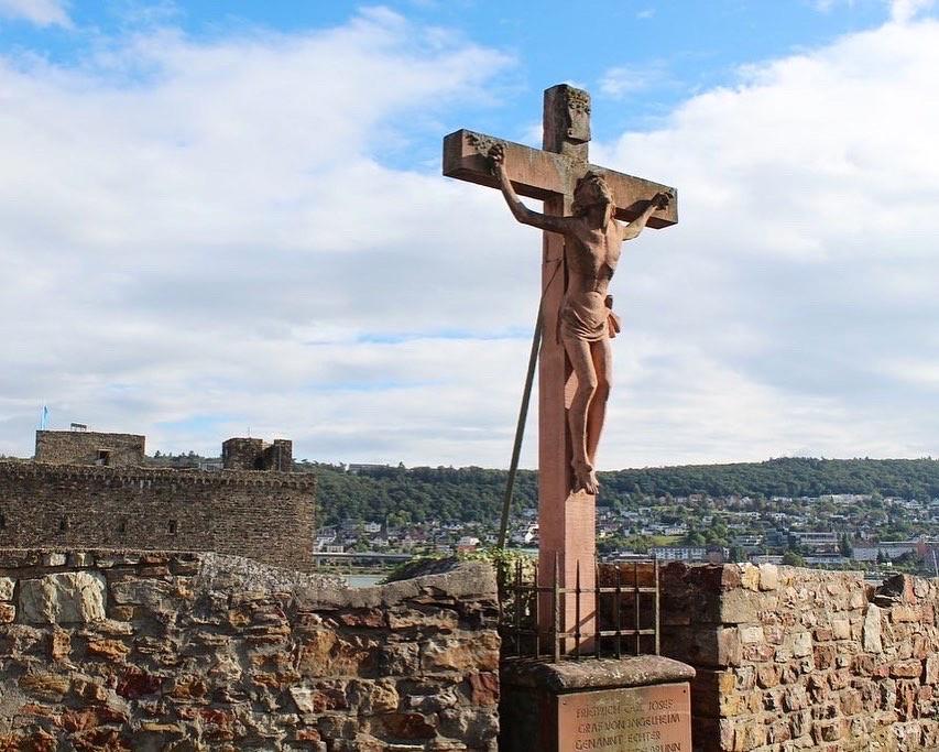 Explorando a Rüdesheim, pueblito aleman medieval.