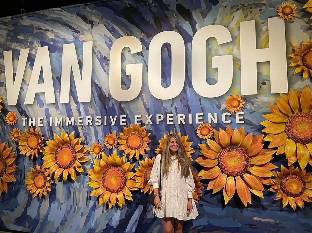 Van Gogh: The Immersive Experience en Washington, D.C.