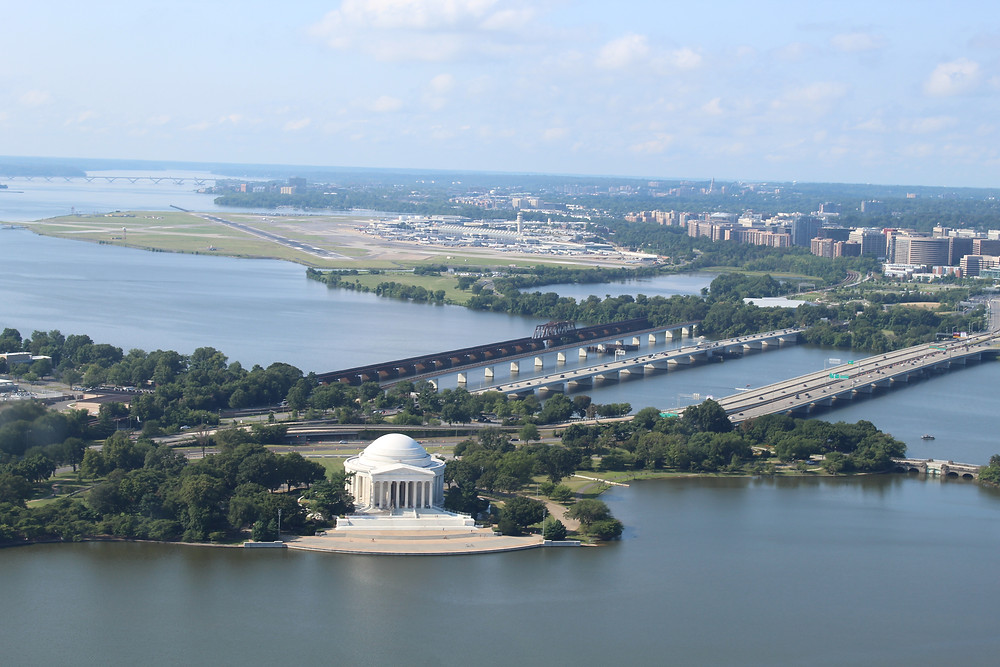 Thomas Jefferson Memorial en Washington, D.C.