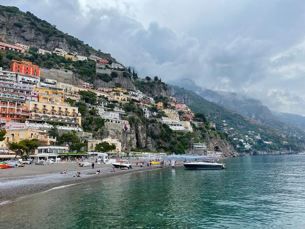 Explorando a Positano, Italia en horas.