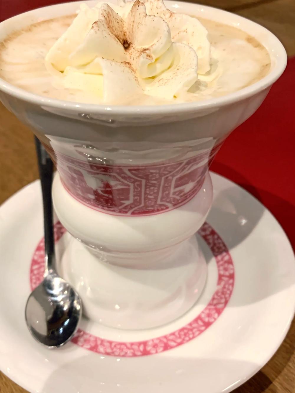 Pharisäer es el típico café alemán.