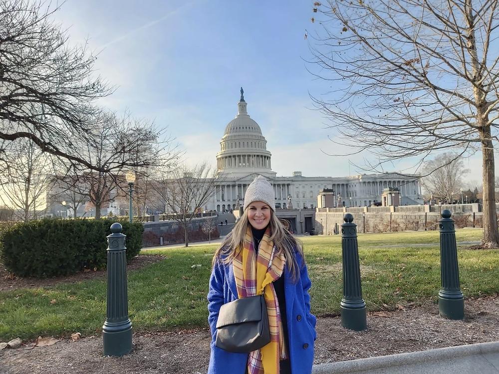 El Capitolio en Washington, D.C.