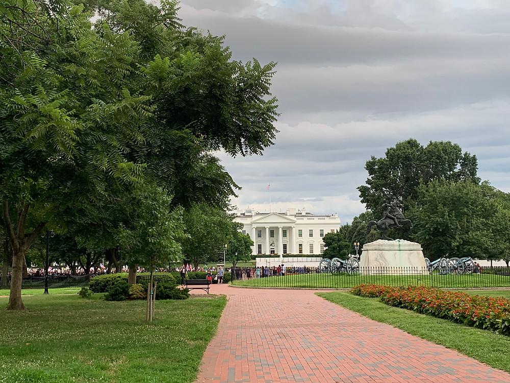 La Casa Blanca en Washington, D.C.