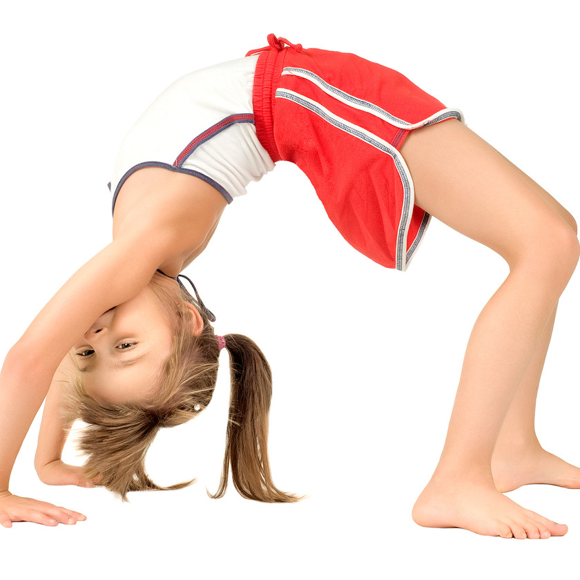 Tumbling Fun with Spirit Technique gymnastics in Cordova TN