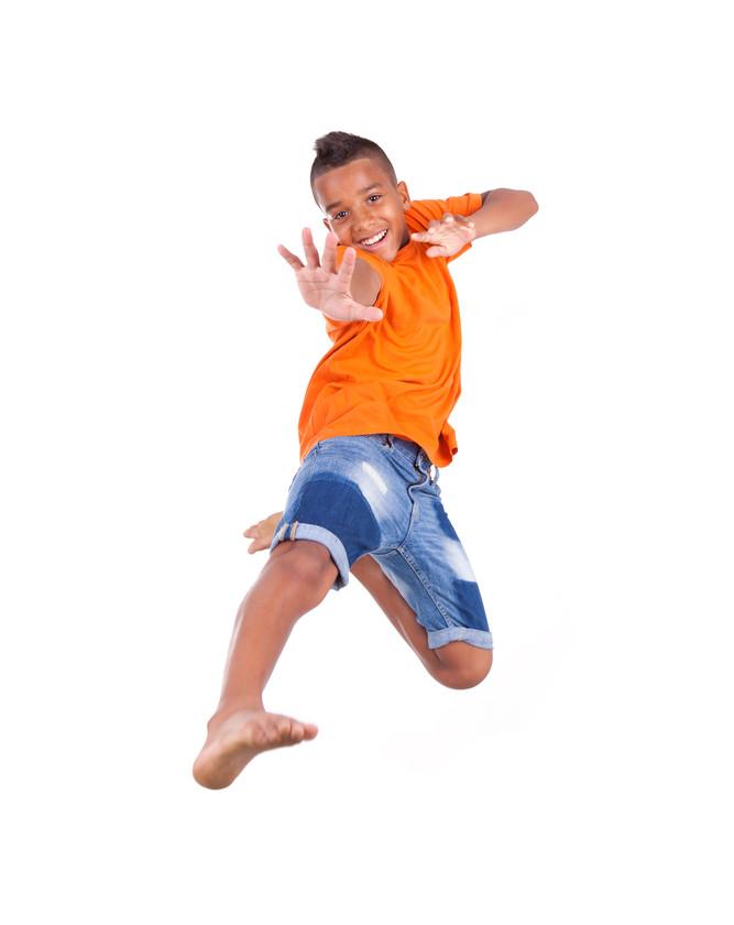 Cordova Gymnastics for boys