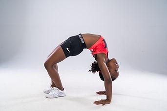 Determination & confidence through cordova gymnastics