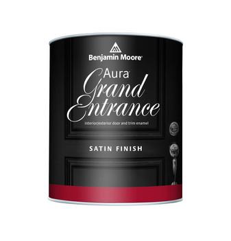 Benjamin Moore's new paint specifically desgned for your front door.