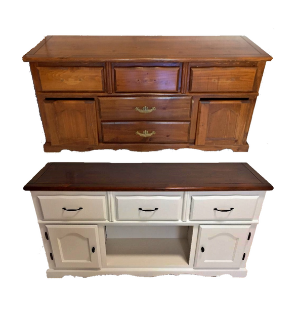 From dresser to sideboard