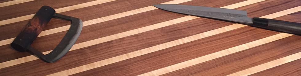 TopOil on a cutting board